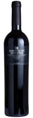 Baron de Ley, Siete Viñas Reserva, Rioja, 2010