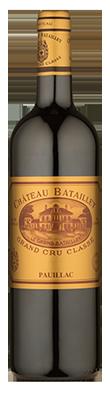Château Batailley, Pauillac, 5ème Cru Classé, 2019