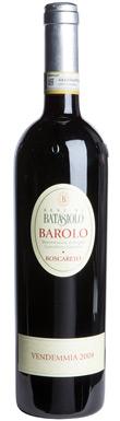 Batasiolo, Boscareto, Barolo, Serralunga d'Alba, 2008