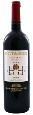 Barboursville Vineyards, Octagon, Monticello AVA, 2014