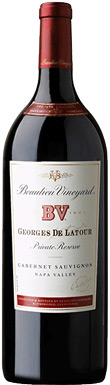 Beaulieu Vineyard, Georges de Latour Private Reserve