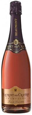 Beaumont Des Crayères, Fleur de Rosé, Champagne, 2004