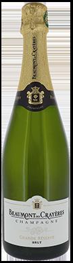 Beaumont Des Crayères, Grande Réserve Brut, Champagne