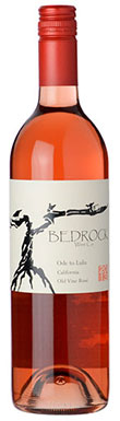 Bedrock Wine Co, Ode to Lulu Old Vine Rosé, Sonoma County