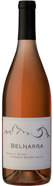 Belharra, Napa Valley, Los Carneros, Rosé of Syrah, 2016