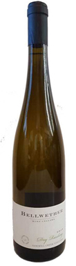 Bellwether, Sawmill Creek Vineyard Dry Riesling, Finger