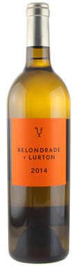 Belondrade y Lurton, Rueda, Mainland Spain, Spain, 2014
