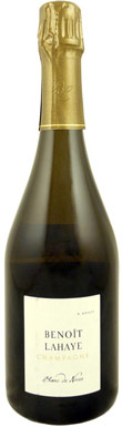 Benoît Lahaye, Blanc de Noirs Brut, Champagne, France