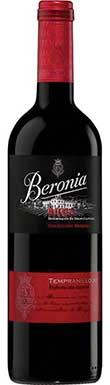Beronia, ColeccionTempranillo Elaboración Especial, Rioja