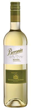 Beronia, Verdejo, Rueda, Mainland Spain, Spain, 2016