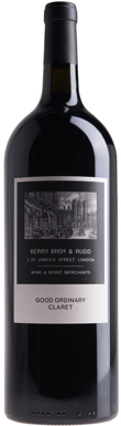 Berry Bros & Rudd, Good Ordinary Claret (Magnum), 2015