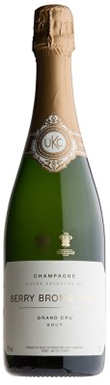 Berry Bros & Rudd, Brut, Grand Cru, Champagne, France, 2008
