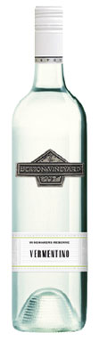 Berton Vineyards, Winemakers Reserve Vermentino, 2016