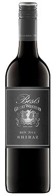 Best's, Great Western Bin No1 Shiraz, Grampians, 2013