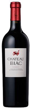 Château Biac, Cadillac Côtes de Bordeaux, 2012