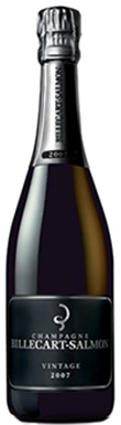 Billecart-Salmon, Extra-Brut, Champagne, France, 2007