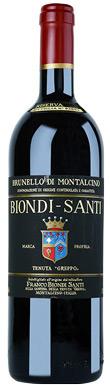 Biondi-Santi, Riserva, Brunello di Montalcino, Tuscany, 1995