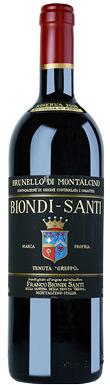 Biondi-Santi, Riserva, Brunello di Montalcino, Tuscany, 2006