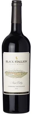 Black Stallion, Napa Valley, Estate Cabernet Sauvignon, 2013