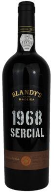 Blandy's, Sercial Frasqueira, Madeira, Portugal, 1968