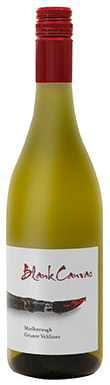Blank Canvas, Gruner Veltliner, Marlborough, 2013