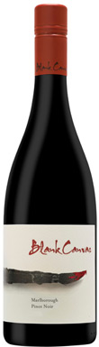 Blank Canvas, Pinot Noir, Marlborough, New Zealand, 2015