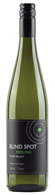 Blind Spot, Riesling, Clare Valley, South Australia, 2014
