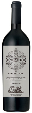Bodega Aleanna, Gran Enemigo Single Vineyard Cabernet Franc