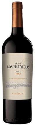 Bodega Los Haroldos, Roble Malbec, Uco Valley, La Consulta