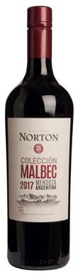 Bodega Norton, Colección Malbec, Luján de Cuyo, 2017