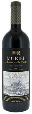 Bodegas Muriel, Reserva, Rioja, Northern Spain, Spain, 2015