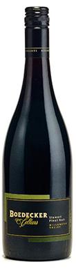 Boedecker Cellars, Stewart Pinot Noir, Willamette Valley