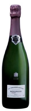 Bollinger, Grande Année Rosé, Champagne, France, 2002