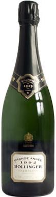 Bollinger, Grande Année, Champagne, France, 1992