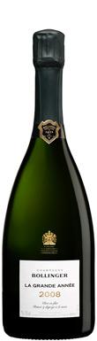 Bollinger, Grande Année, Champagne, France, 2008