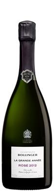 Bollinger, La Grande Année Rosé, Champagne, France, 2012