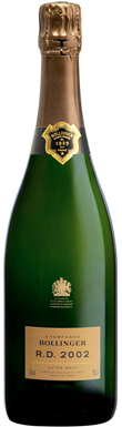 Bollinger, RD, Champagne, France, 2002