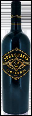 Boneshaker, Old Vine Zinfandel, Lodi, California, USA, 2018