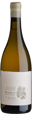 Bosman Family Vineyards, Fides Grenache Blanc, 2016