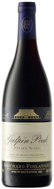 Bouchard Finlayson, Galpin Peak Pinot Noir, 2008