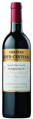Château Boyd-Cantenac, Margaux, 3ème Cru Classé, 2018