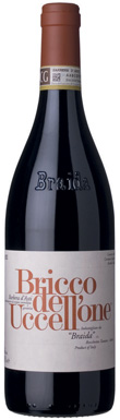 Braida, Bricco dell'Uccellone, Barbera d'Asti, 2015