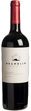 Brandlin, Estate Cabernet Sauvignon, Napa Valley, Mt Veeder