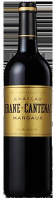 Château Brane-Cantenac, Margaux, 2ème Cru Classé, 2018