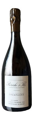 Bérêche & Fils, Le Cran, Ludes 1er Cru, Champagne, 2008