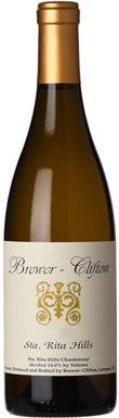 Brewer-Clifton, Chardonnay, Santa Barbara County, Santa Rita