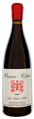 Brewer-Clifton, Pinot Noir, Santa Barbara County, Santa Rita
