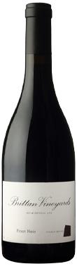 Brittan Vineyards, Cygnus Block Pinot Noir, Willamette