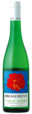Broadbent, Vinho Verde NV, Vinho Verde, Portugal