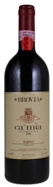 Brovia, Ca' Mia, Barolo, Piedmont, Italy, 1996